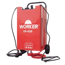 Carregador de Bateria CD520 Bivolt Worker