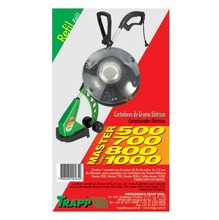 Carretel Refil Nylon Redondo 1,80mm 8,00m para Master 500/700 Trapp