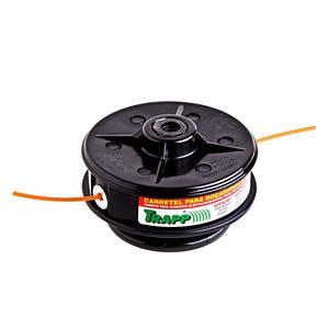 Carretel Refil Nylon Redondo 2,40mm 2,00m para Master 1000 Trapp