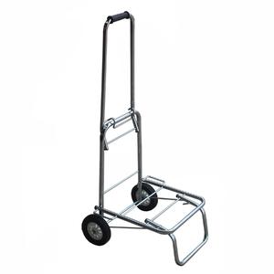 Carrinho de carga dobr vel 40kg ferro roda maci a 5 for Mochila fumigar leroy merlin