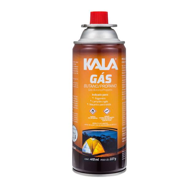 Cartucho de g s 227g kala leroy merlin for Regulador de gas butano leroy merlin