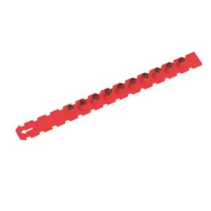 Cartucho Vermelho Fsc 6,8/11Mm Fischer