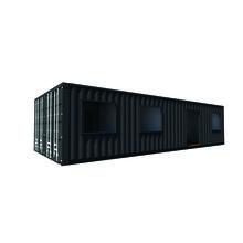 Casa Container com 2 containers de 40 pés Box Container
