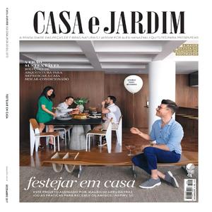 Revista Casa e Jardim Globo