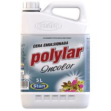 Cera Emulsionada Polylar para Pisos 5L Start Quimica