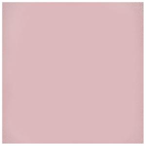 Cerâmica Hidráulica Borda Arredondada Acetinado Rosa 20x20cm Colormix