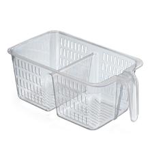Cesto Organizador com Alça Plástico 3,5 L Arthi