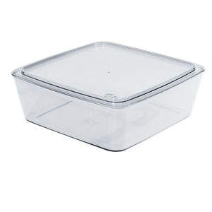 Cesto Organizador Plástico 2,8 L 8x23x23 cm