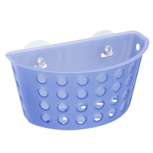 Cesto Organizador Plástico Azul 1,17L 10x11,5x20,3cm Cestas Coza