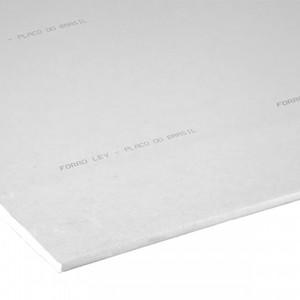 Chapa de Drywall Leve 120cmx1,8m Placo