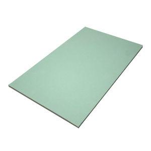 Chapa de gesso Resistente a umidade Verde 1,20x1,80m Knauf