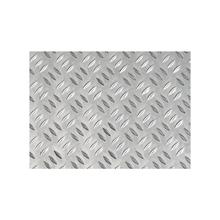 Chapa Grão de Arroz Alumínio Anodizado 1mx500cm