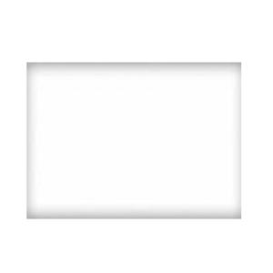 Chapa MDF de Madeira Branco 2750x1840cm Gmad