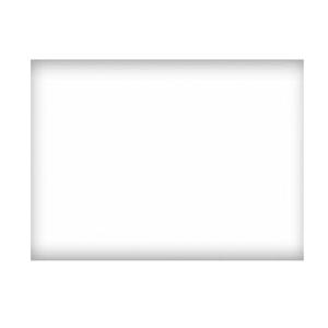 Chapa MDF de Madeira Frost Branco 2750x1840cm Gmad