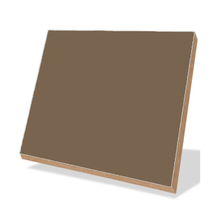 Chapa MDF Madeira Nogal Champagne 2750x1850mm Leo Madeiras