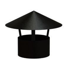 Chapéu Chinês Preto 180mm Metávila