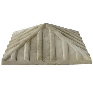 Chapéu de Concreto Chinês 60x60cm Redentor