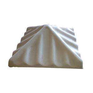 Chapéu de Concreto para Churrasqueira 60x60cm Fortal
