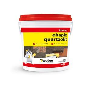 Chapisco Chapix 3,6L Quartzolit