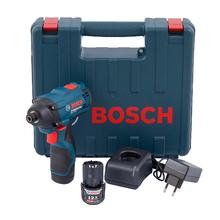 """Chave de Impacto 1/4"""" 12V GDR 120-LI Bivolt Bosch"""