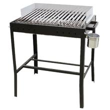 Churrasqueira à Carvão Aço/Inox SC650 Giragrill