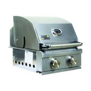 Churrasqueira à Gás Compact Premium HG-2B Home&Grill