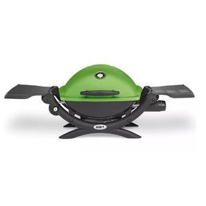 Churrasqueira à Gás Q1200 Verde Weber