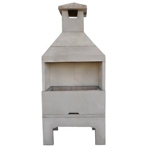 Churrasqueira de Concreto Pré-Moldado 110cm Redentor