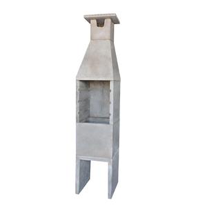 Churrasqueira de Concreto Pré-Moldado 45cm Redentor