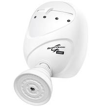 Chuveiro Elétrico Multitemperatura 220V 6800W Branco Banho Nosso Quattro Fame