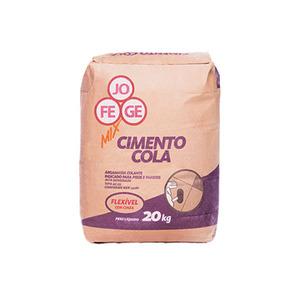 Cimento Cola ACIII Cinza 20Kg Jofege Mix