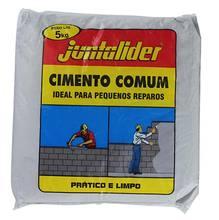 Cimento Comum Cinza Saco 5kg