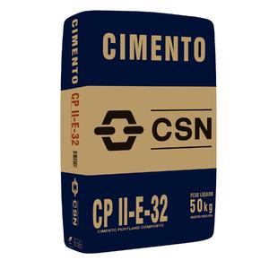 Cimento CP II E 32 50kg CSN