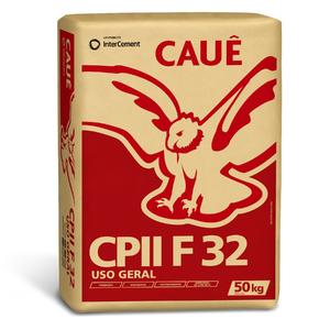 Cimento CP-II-F-32 50KG Cauê