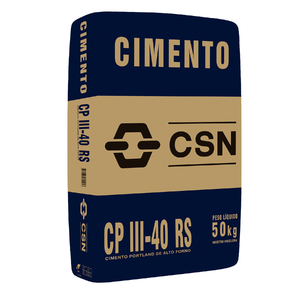Cimento CP III 40RS 50kg CSN