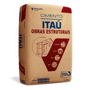 Cimento Itaú Obras Estruturais CP-II-F-40 Saco de 50Kg Votoran
