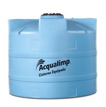 Cisterna de Polietileno Equipada 10000L 220V Acqualimp