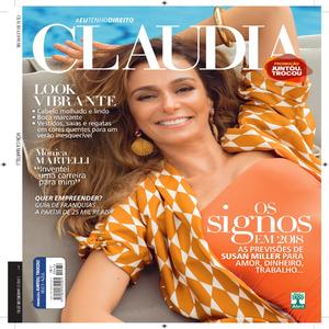 Revista Claudia Abril