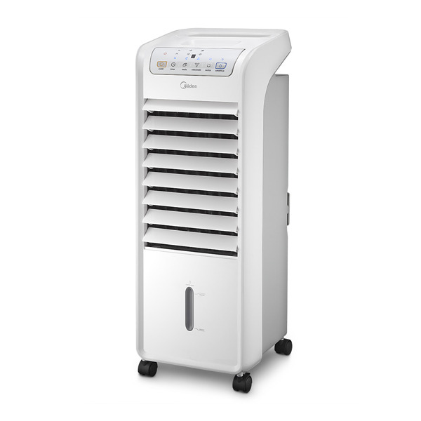 climatizador de ar port til 220v frio liva midea leroy