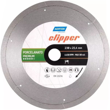 Clipper Porcelanato STD 230x25,4mm Norton