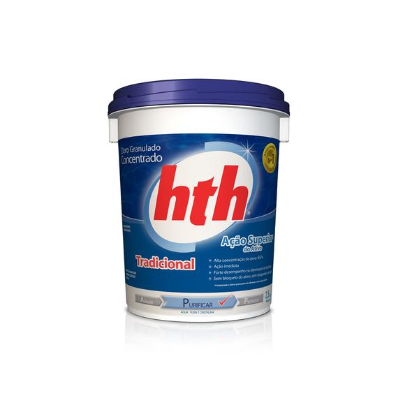 cloro granulado 2 5kg hth leroy merlin