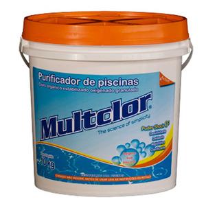 Cloro Granulado Action Multclor 10Kg