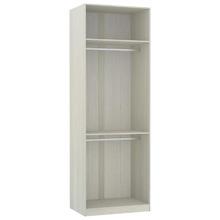 Closet 80 Cabideiro 236X80,4X54,5cm