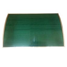 Cobertura de Policarbonato Verde 82x160cm Home Wood