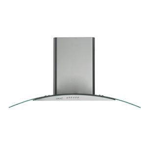 Coifa de Parede em Aço  Glass Dual Voltage Cata