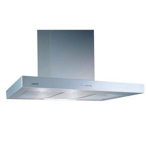 Coifa de parede em aço Inox C2000 S 220V Lamp Incand 2X40W