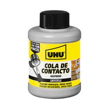Cola de  Contato Com Pincel 125ml UHU