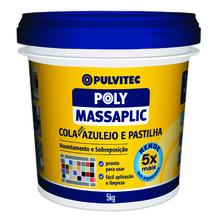 Cola de Azulejos Massaplic 5Kg Pulvitec