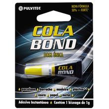 Cola Instantânea Colabond Super 1g Pulvitec
