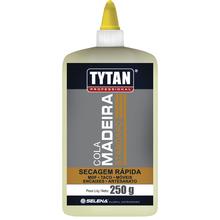 Cola madeira Tytan standard 250g amarela